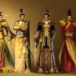 لعبة أرض المعارك اون لاين الحضارة الصينية