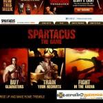 العاب مصارعة لعبة سبارتاكوس العاب فيس بوك / Al3ab Facebook Spartacus The Game