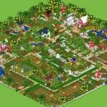 العاب فيس بوك لعبة المزرعة اجمل مزرعة