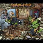 العب لعبة شاكس و فيدجت / Al3ab jeux Shakes & Fidget
