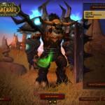 لعبة قتال ورلد وار كرافت لعبة WOW / لعبة world of warcraft