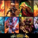 لعبة الخيال ورلد وار كرافت لعبة WOW / لعبة world of warcraft
