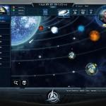 المجرة و الكواكب في العاب غزو الفضاء لعبة فيس بوك الامبراطورية / Al3ab Facebook Online Imperion