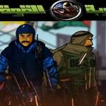 لعبة القوة الضاربة فيس بوك/ Al3ab Facebook online operation arabia