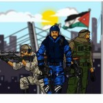 في المدن العربية لعبة القوة الضاربة / Al3ab Facebook online operation arabia