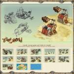 الاسلحة في العاب. استراتيجية لعبة عالم تاوري/ Online Games Tauri World
