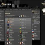 تصنيفات الاكثر شهرة في لعبة ذا كريمز اون لاين لعبة الجريمة / The Crims Online Games