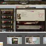 لعبة الحرب العالمية الأولى 1914 / Al3ab World War i map - Supremacy