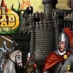ارض المعارك في لعبة حرب الامراء اون لاين / Al3ab princ War - 1100 AD
