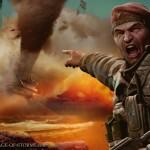 الاعصار في لعبة أبطال الوطن / Al3ab Rage of Storms