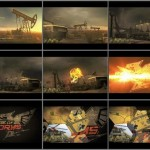 العاب قتال لعبة أبطال الوطن / Al3ab Rage of Storms