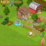 لعبة الأرض السعيدة على فيس بوك / el3ab Ard S3yda happyfarmiii