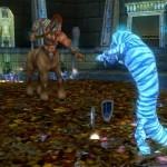 الحيونات المتوحشة في ارض السحرة لعبة ويزارد 101 / Al3ab jeux wizard101