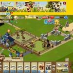 ابني و اشتري في لعبة حديقة الحيوان فيس بوك le3bet Jeux