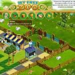لعبة فري زو حديقة الحيوانات / My Free Zoo